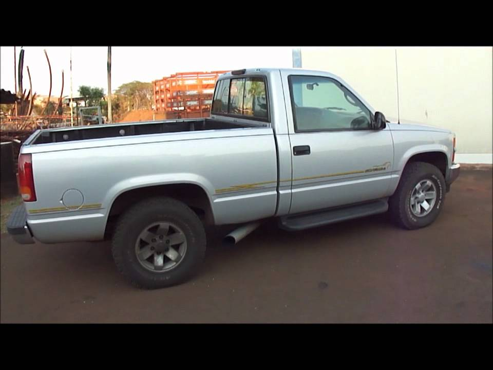 Silverado d20 2001 youtube for Add a motor d20