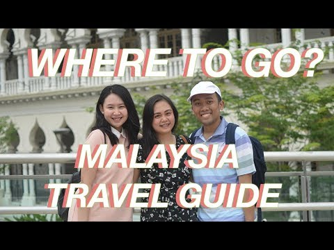 MALAYSIA: BUDGET TRAVEL GUIDE & ITINERARY (Philippines) | Josh Whyte
