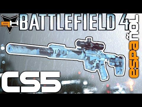 CS5 Reseña y Desbloquear Battlefield 4 Guía de Armas ( PizzaHead )