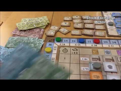 How to Play: Arkwright