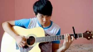 Silent Sanctuary - Ikaw Lamang (Fingerstyle Cover by Jorell)