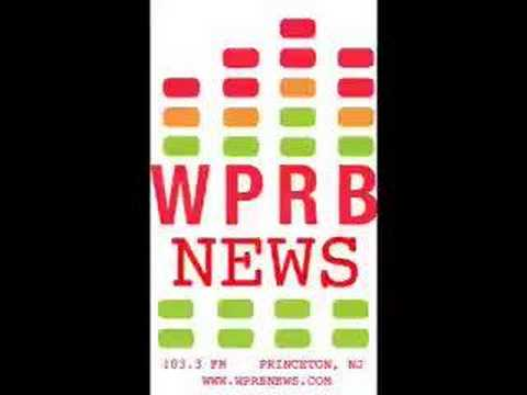 John McPhee on WPRB Princeton 103.3 FM's Discourse, Part 1