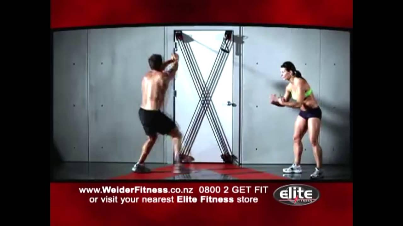 รีวิวการใช้งาน weider factor home door gym youtube