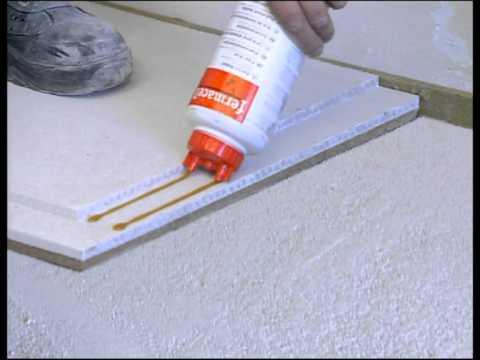 Zwevende dekvloeren met FERMACELL Vloerelementen - YouTube