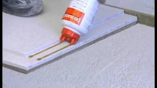 Zwevende dekvloeren met FERMACELL Vloerelementen
