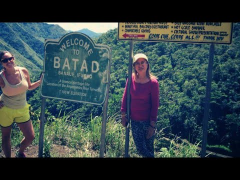 Our Self Guided Batad Rice Terrace Trek | Exploring the Philippines (2016)