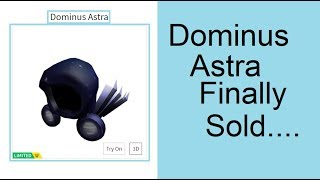 How to get free dominus astra in roblox videos / InfiniTube