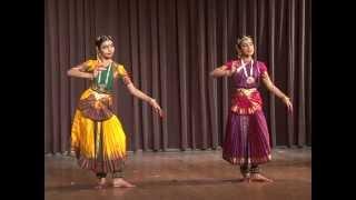 c.pavithra:kedaram jatiswaram bharatanatyam