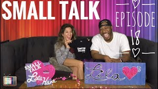 Small Talk with Lila Hart - Episode 18 - Demar Randy