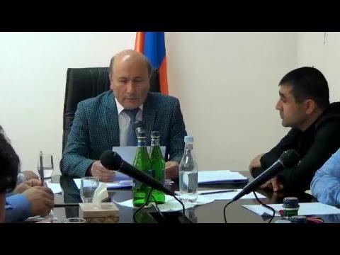 Բյուրեղավան համայնքի ավագանու նիստ-25.05.18 մաս 2