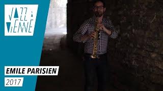 Emile Parisien - Jazz à Vienne 2017