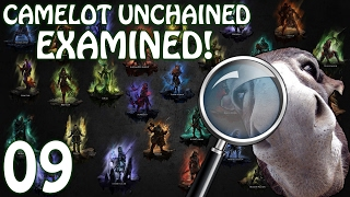 Camelot Unchained Examined! 09 - Classes