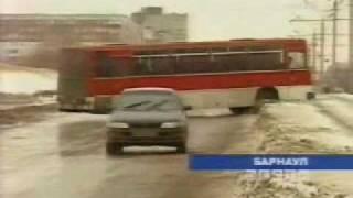 Crazy Bus Drift (360 bus) Дрифт на автобусе Икарус (Ikarus 256)