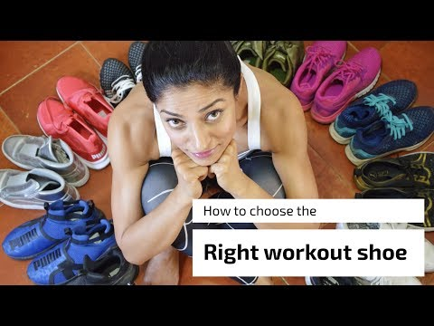 Selecting the best Fitness Shoe