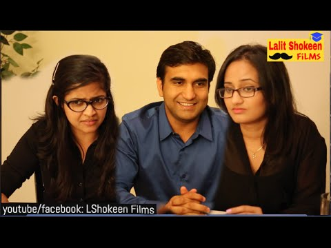 Desi Boy in Job Interview   | Lalit...