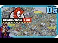 PRODUCTION LINE | 5 | Car Factory Simulation Game | Let's Play Production Line