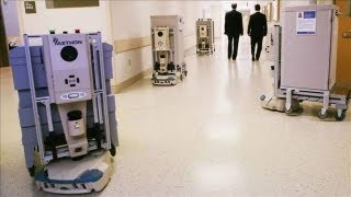Robots Take Over... Hospitals