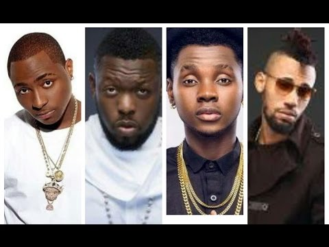 DAVIDO, TIMAYA, KISS DANIEL, PHYNO & OTHERS SHUT IT DOWN