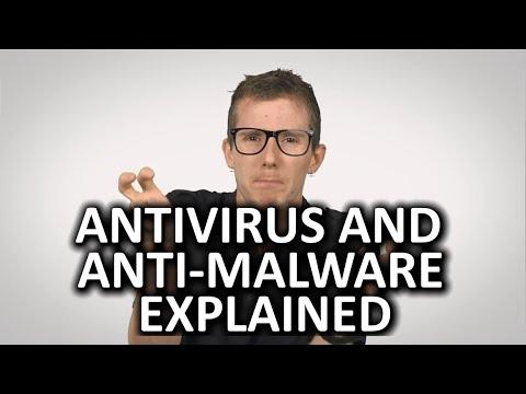 Antivirus Vs Anti-malware As Fast As Possible