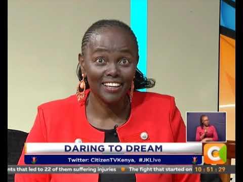JKL | Daring to Dream, with Australian Senator Lucy Gichuhi #JKLive [Part 2]