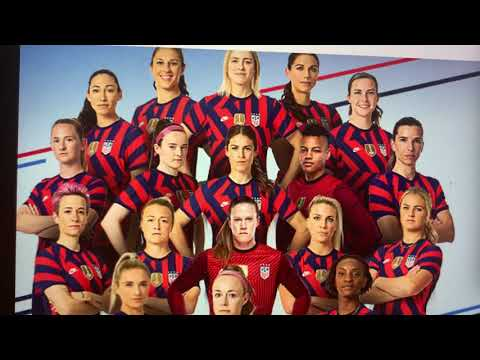 2020 USWNT U.S. Olympics Women's Soccer Team Announced June 23 2021