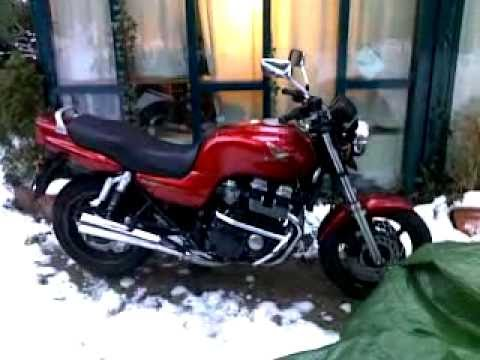 meine honda cb 750 seven fifty youtube. Black Bedroom Furniture Sets. Home Design Ideas