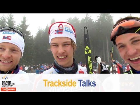 Coc top 3 interviews, klingenthal, ind. gundersen 13.03.2016