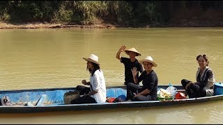 Fishing Trip -- Phuthai Lanna Farm ทริปหาปลา กินปลา -- ไร่ภูไทล้านนา