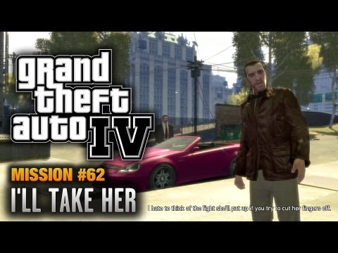 GTA 4 - Mission #62 - I'll Take Her (1080p)