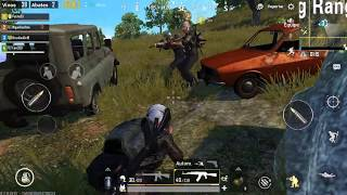 Best Simulation Games to Play for Android/iOs- PUBG MOBILE SQUAD iphone 6s Plus Gameplay