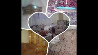 تنفيض وتنظيف الشقة كلها استعدادا للسبوع (بس قلبت غم فى الاخر شوفو اللى حصل)