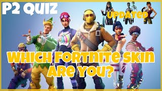 Which Fortnite Skin Are You? Take This Quiz To Find Out! P3