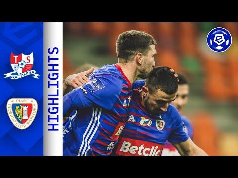 Podbeskidzie Piast Gliwice Goals And Highlights