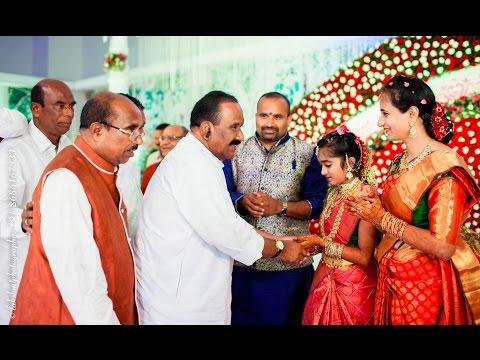 Anika half saree Ceremony Teaser