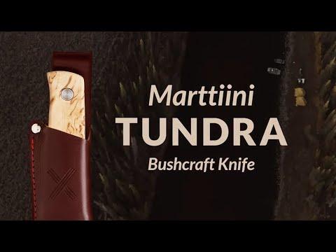 Marttiini Tundra Bushcraft Knife
