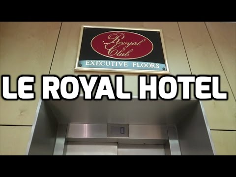 Hotel Le Royal Luxembourg City: Room Review