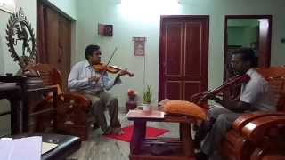 Download Hindi Video Songs - Idhu Oru Pon malai pozhudhu Violin 20 11 2014
