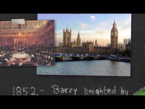 History 101 - Sir Charles Barry