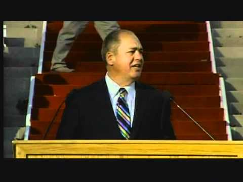 Inauguration of Gov. Earl Ray Tomblin