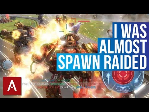 War Robots Gameplay: EPIC Beacon Rush Battle - BEST Game Mode!
