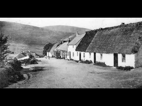 Old Photographs Wanlockhead Scotland