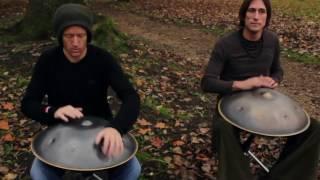 Космический Тарелка Ханг / Hang (музыкальный инструмент)