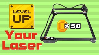 How To Upgrade Your Cheap Laser Engraver Machine - Ortur Laser Master 2