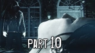 Murdered Soul Suspect Gameplay Walkthrough Part 10 - The Massacre (PS4)