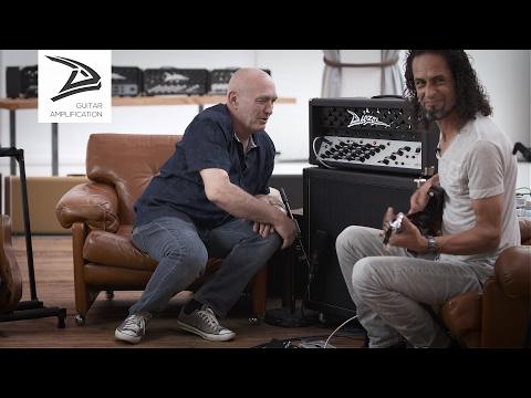Diezel VH4 And Diezel Amp Basics: In-Depth With Peter Diezel & Peter Stapfer (subtitled)