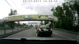 Turbo Forester на Бердском Шоссе.
