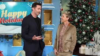 Hugh Jackman Makes a Surprise Visit!