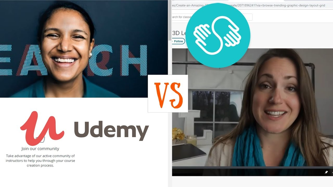 Udemy vs Skillshare - Which Online Learning Website is Best?