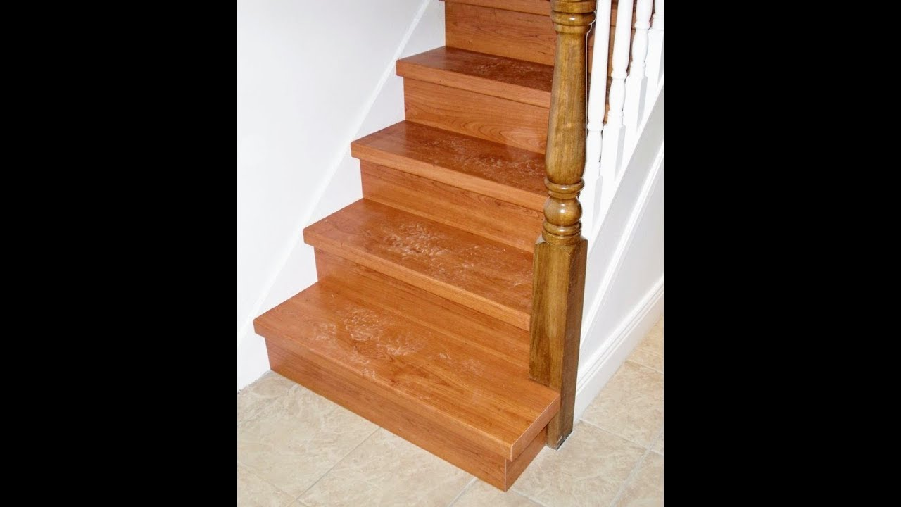 Incroyable INSTALLING LAMINATE FLOORING ON STAIRS,LAMINATE STAIRS,STAIR RENOVATION