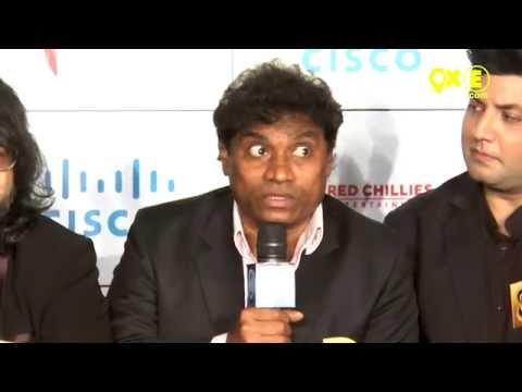 Johnny Lever: 'I am happy to work with SRK-Kajol' | Dilwale | SpotboyE